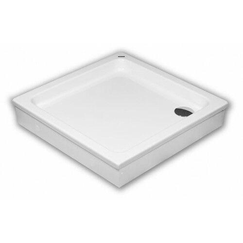 SCHEDPOL GRANDO Brodzik kwadratowy 80cm, akrylowy 3.024, 3.024