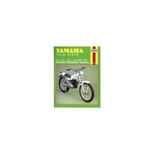 Yamaha TY50, 80, 125 and 175 1974-84 Owner's Workshop Manual