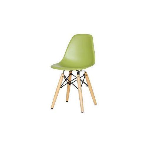 Krzesło Monza Kids małe krzesełko dla dziecka - różne kolory