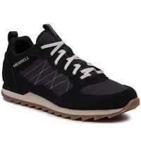 Półbuty MERRELL - Alpine Sneaker 14 J16695 Black, kolor czarny