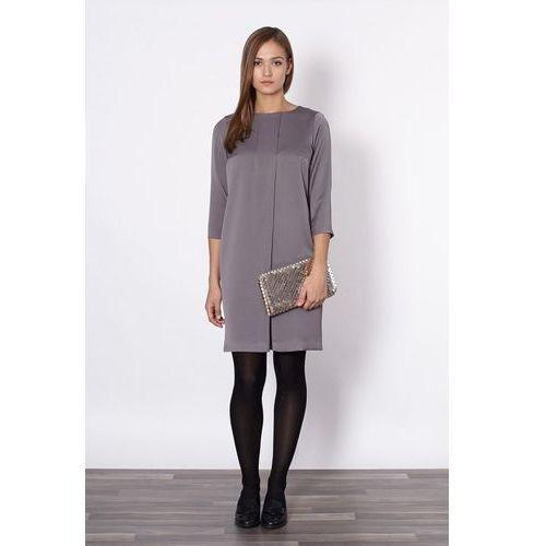 Sukienka model lenora 20592 grey marki Click fashion