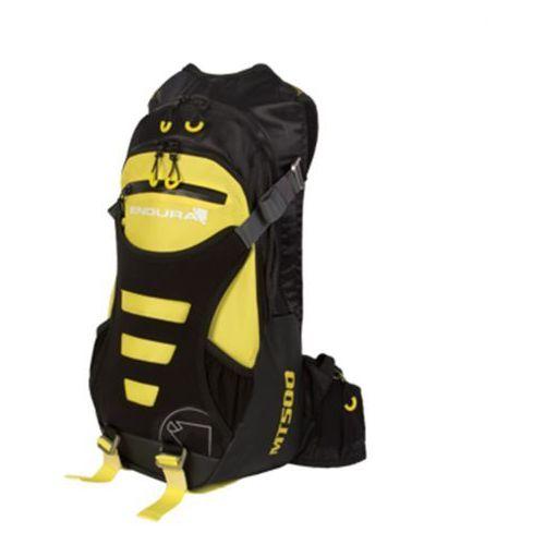 Plecak mt500 enduro czarny-żółty / pojemność: 15 l marki Endura