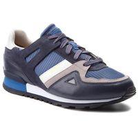 Sneakersy BOSS - Verve 50384349 10206849 01 Open Blue 460, kolor wielokolorowy
