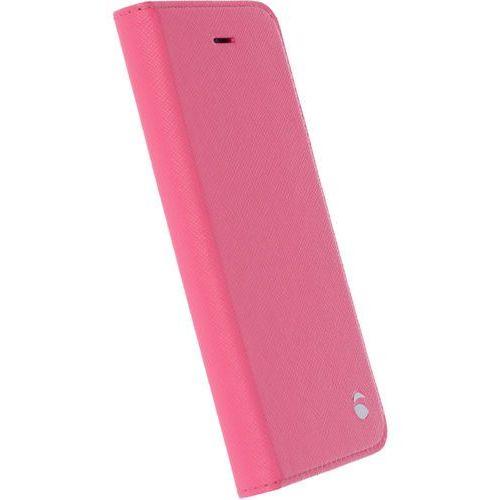 Krusell Malmö FolioCase iPhone 7 (różowy) (7394090607304)