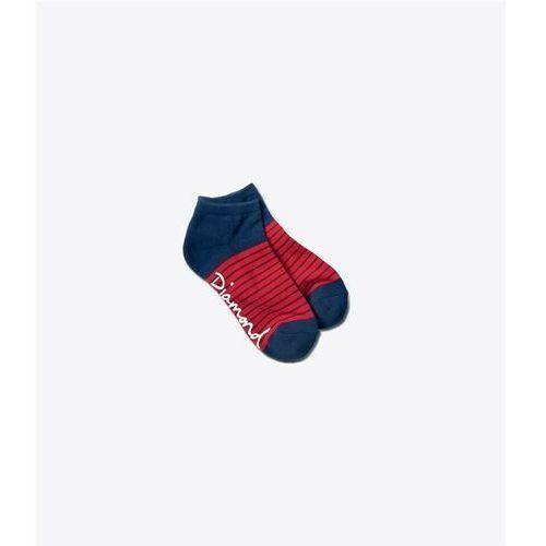 Diamond Torba podróżna - hamilton low sock navy/red (nyrd)