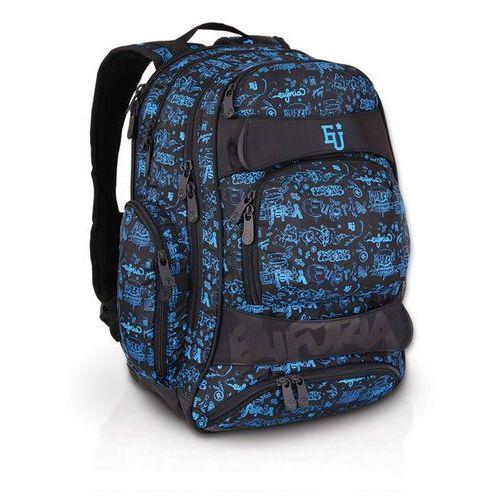 Plecak Topgal EFI 134 D - Blue. Najniższe ceny, najlepsze promocje w sklepach, opinie.