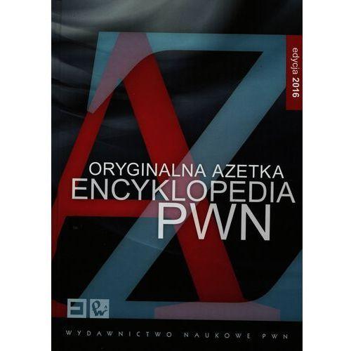 Oryginalna Azetka Encyklopedia PWN - Wysyłka od 3,99 - porównuj ceny z wysyłką