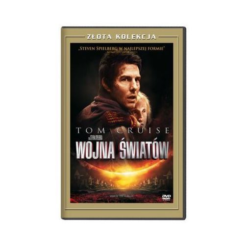 OKAZJA - Wojna światów (2005) (DVD) - Steven Spielberg DARMOWA DOSTAWA KIOSK RUCHU
