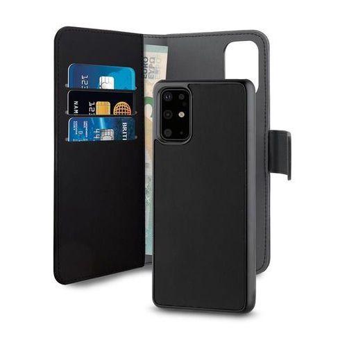 PURO Wallet Detachable etui 2w1 na Huawei P40 (czarne) (8033830288654)