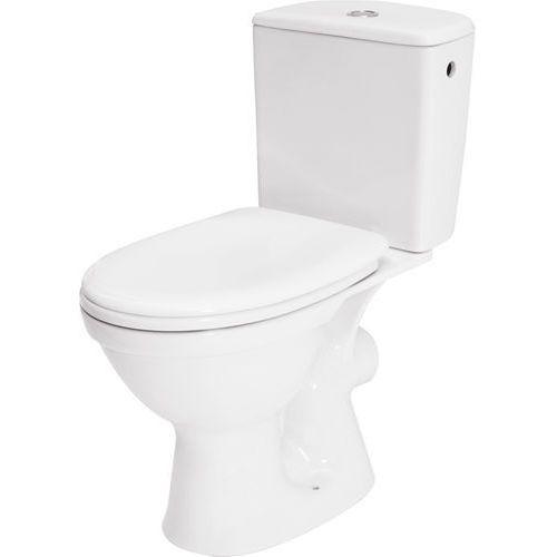 merida kompakt wc 3/6l, odpływ poziomy k03-014 marki Cersanit