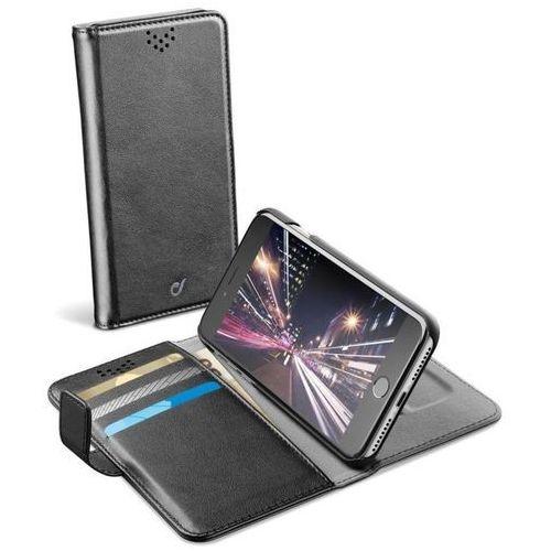 Cellular Line Etui BOOK AGENDA do iPhone 7 Plus (CBOOKAGENDAIPH755K) Darmowy odbiór w 20 miastach! z kategorii Futerały i pokrowce do telefonów