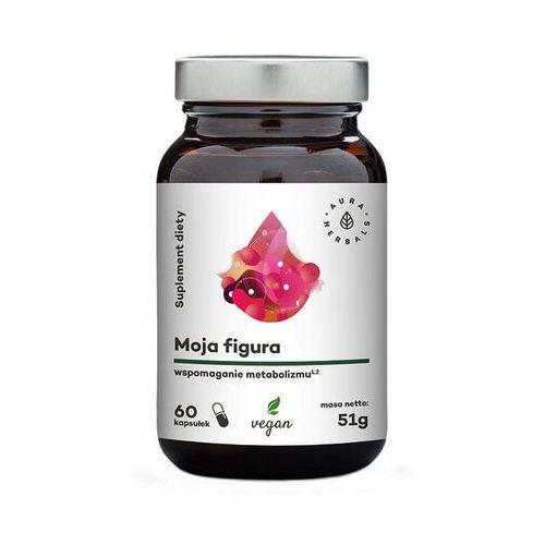 Moja Figura - Wspomaganie Metabolizmu - 60 kapsułek wegańskich (5902479612270)
