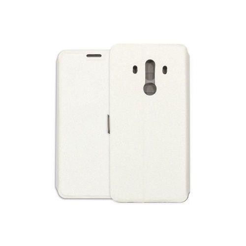 Etuo wallet book Huawei mate 10 pro - etui na telefon wallet book - biały