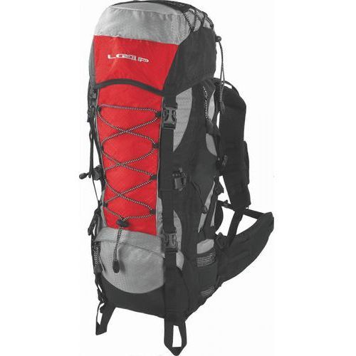 plecak eiger 50+10 red/black marki Loap