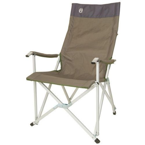 Krzesło turystyczne Coleman Sling Chair Green, kolor zielony