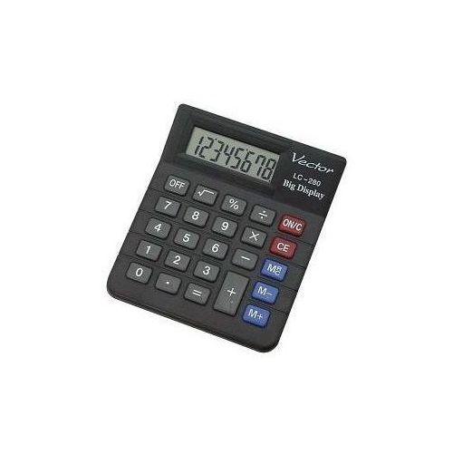 Kalkulator VECTOR LC-280 (5904329487359)