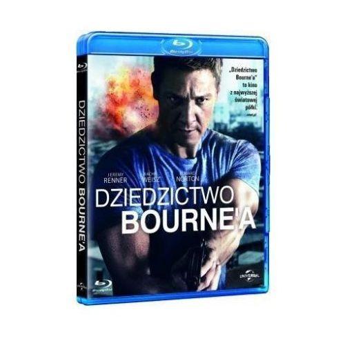 Film TIM FILM STUDIO Dziedzictwo Bourne'a The Bourne Legacy z kategorii Filmy przygodowe