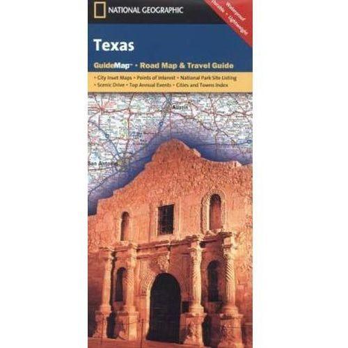 Kniha Texas