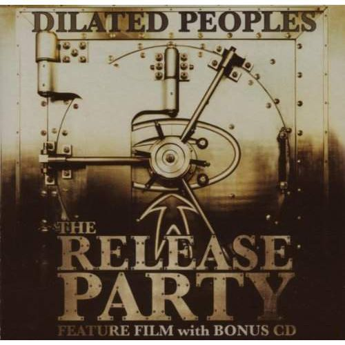 Release party, the - dilated peoples (płyta cd) marki Decon