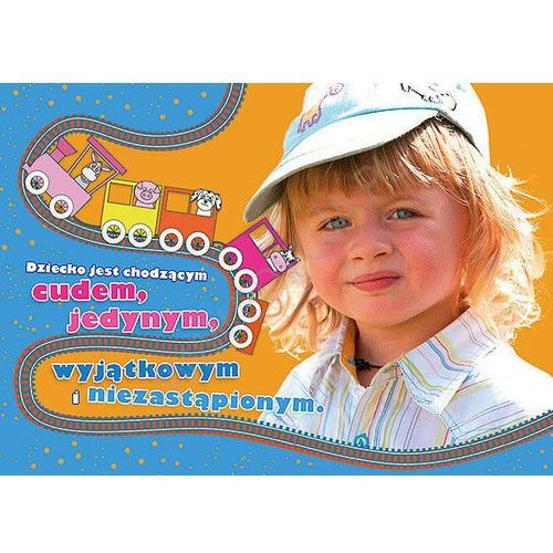 Kartka uśmiech dziecka - cud marki Edycja św. pawła