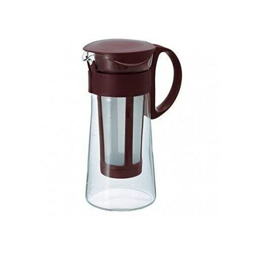- mizudashi coffee pot mini - brązowy- cold brew marki Hario