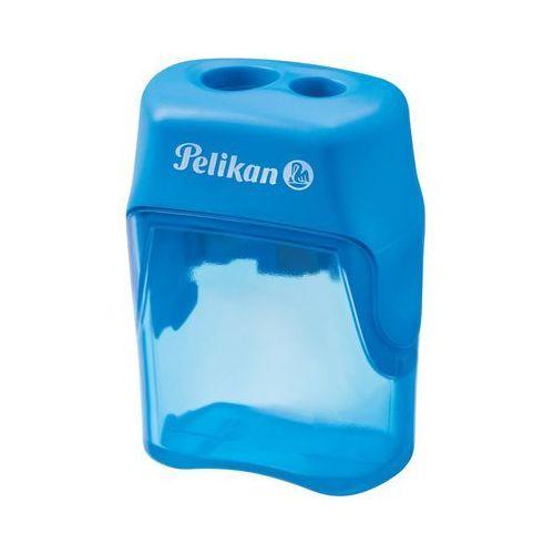 Temperówka podwójna z pojemnikiem plastik marki Pelikan