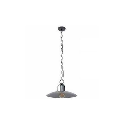 kenilworth 43203 lampa wisząca zwis 1x28w e27 czarny/kremowy marki Eglo