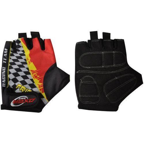 Rękawice rowerowe dziecięce a0793 (rozmiar xxs) marki Axer sport