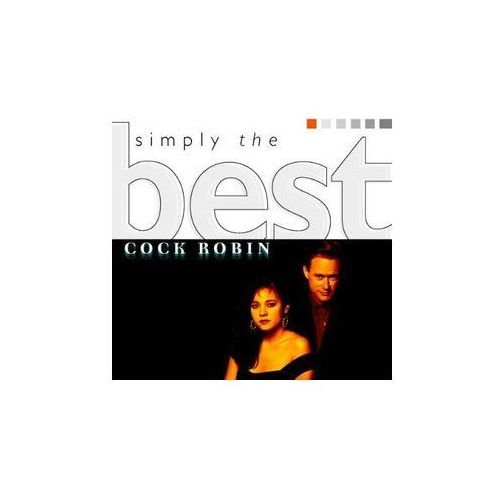 ROBIN COCK - SIMPLY THE BEST (CD) (rock)