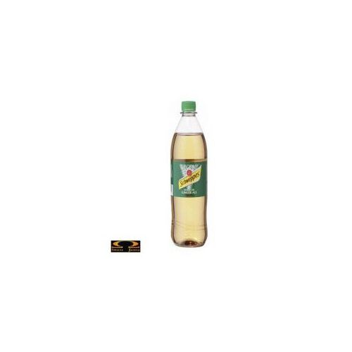 Schweppes  american ginger ale 1l (4000140011559)