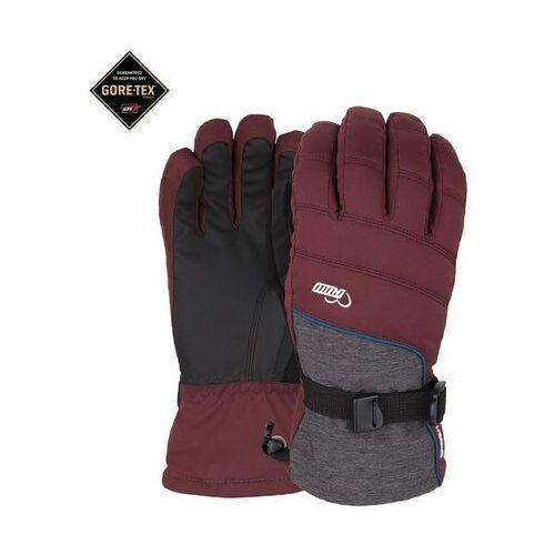 Pow Rękawice snowboardow - ws falon gtx® glove port (po) rozmiar: s