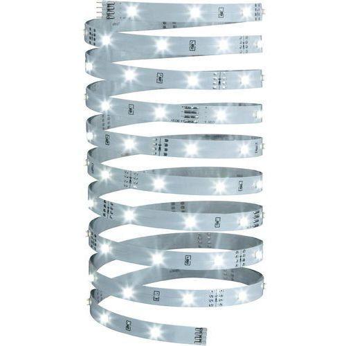 Taśma LED Paulmann70257, 1 x 12 W, 12 V DC, Biały, 2,5 x 5000 x 10,5 mm, kolor biały