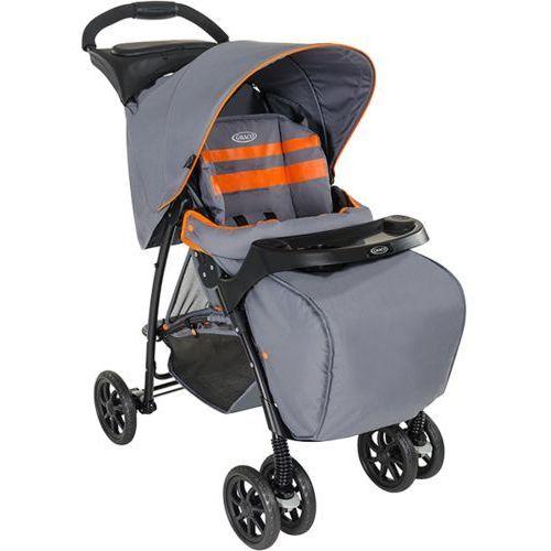 Graco  wózek mirage plus neon grey kurier gratis, kategoria: wózki spacerowe