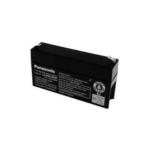 Akumulator AGM Panasonic LC-R 061R3P 6V 1.3Ah T1 - produkt z kategorii- Pozostałe