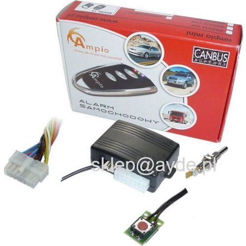 can alarm samochodowy bezpilotowy marki Ampio