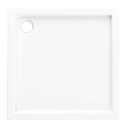 Brodzik akrylowy Sched-Pol Lena kwadratowy 90 cm (5902232650945)