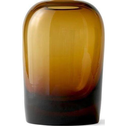 Wazon Troll Vase L, Amber - Menu (5709262002443)