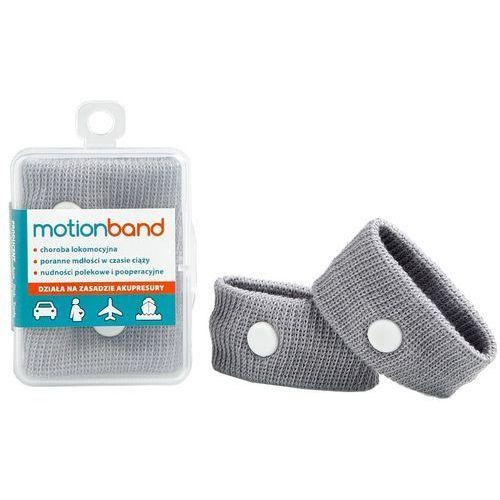 Motionband 2szt opaski akupresorowe na nudności | darmowa dostawa od 150 zł! marki Motion band - OKAZJE