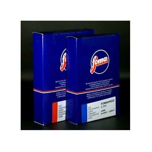 Foma Fomaspeed 10x15 100 szt.papier stałokontrastowy z różnymi opcjami, towar z kategorii: Papiery fotograficzne