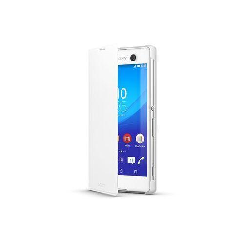 Etui SONY SCR48 do Xperia M5 Biały + DARMOWY TRANSPORT!, SCR48W