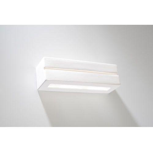 Sollux - Kinkiet ceramiczny Vega Line, SL.0231