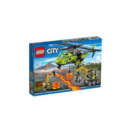 Zestawy city® city 60123 helikopter dostawczy marki Lego®