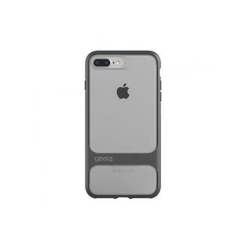 Etui Soho do iPhone 7+/8+ srebrne, kolor szary