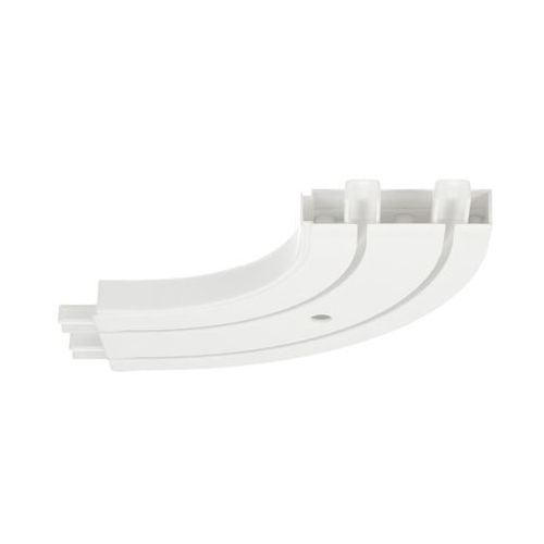 Łuk wewnętrzny do szyny sufitowej 2-torowej 15.5 cm marki Inspire