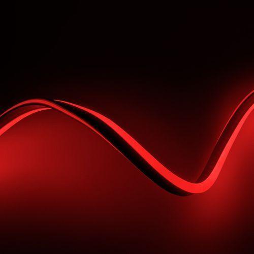 Wąż świetlny LED Neon Flex czerwony 230V 1m