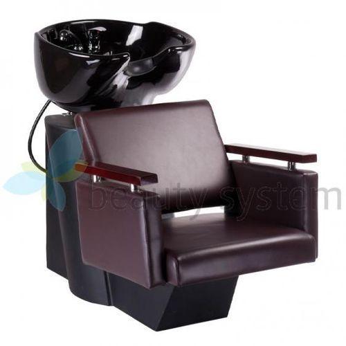 Myjnia fryzjerska MILO BD-7825 brązowa, kup u jednego z partnerów