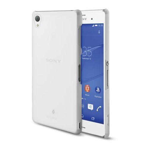 TTEC Smooth Etui Sony Xperia Z3 białe (2PNAS176SF)