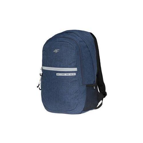 4f plecak szkolny sportowy h4l18 pcu012 30 l ciemny granat