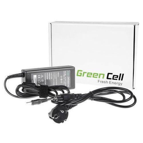 Zasilacz sieciowy 19V 3.42A 5.5 x 1.7 mm 65W (GreenCell), AD01