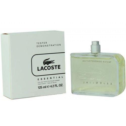 essential, woda toaletowa – tester, 125ml marki Lacoste